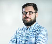 Maciej Ścigała - Product Manager